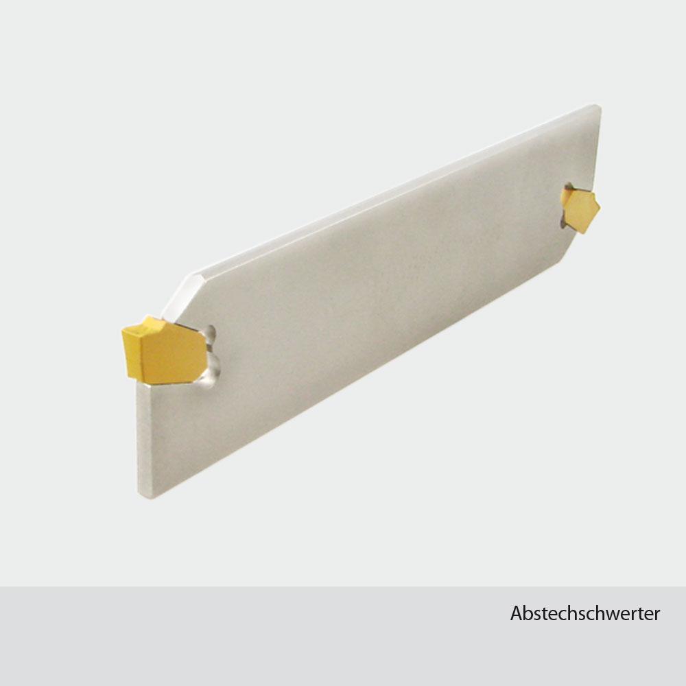 Stechschwert 19, 26 oder 32mm, Stechbreiten 2, 3, 4, 5, 6mm